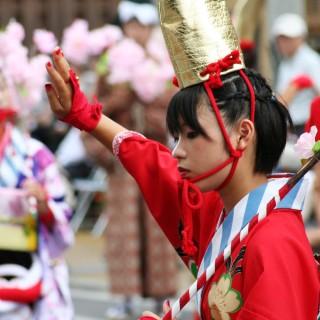 『日本のふるさと遠野まつり』